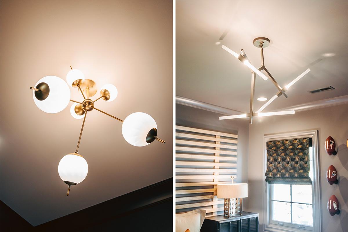 lighting trend - mid-century modern